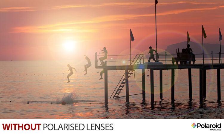 چرا باید عدسی پلاریزه برای عینک آفتابی انتخاب کنیم؟