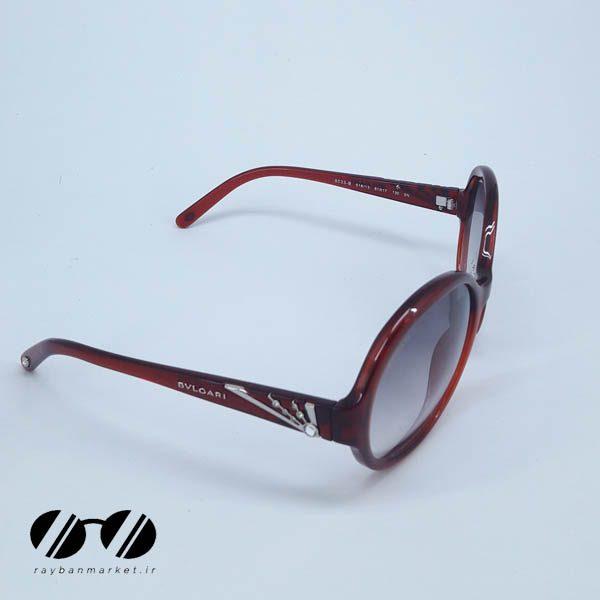 عینک آفتابی مدل BVLGARI 8033_B