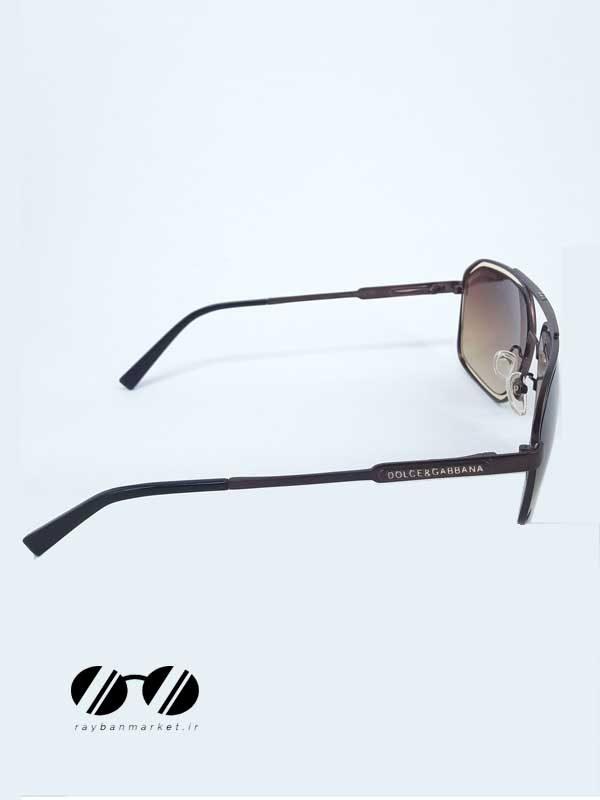 عینک آقتابی مدلD&G6123 0266G