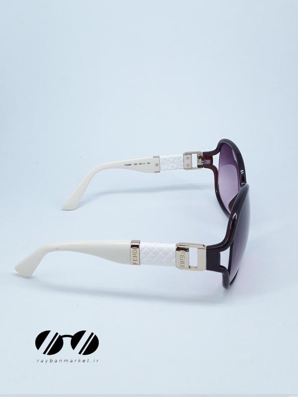 عینک آفتابی مدل FENDI488K-200