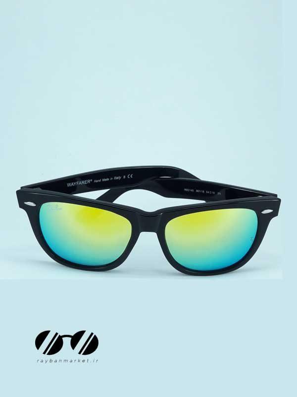 عینک آفتابی ریبن مدل RB2140 90118 54_18