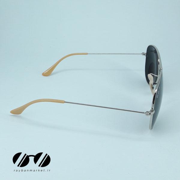 عینک آفتابی ری بن خلبانی مدلRB3025