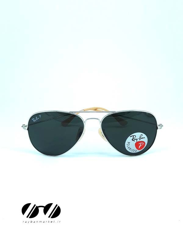 عینک آفتابی ری بن خلبانی مدل RB3025 003 58_14
