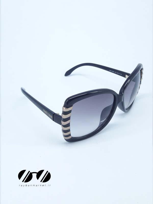 عینک آفتابی مدلROBERTO CAVALLI659S 01B