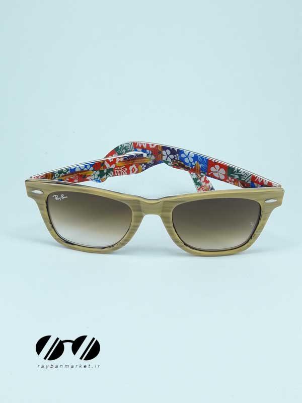 عینک آفتابی ری بن مدل ویفر RB2140 113885 50_22