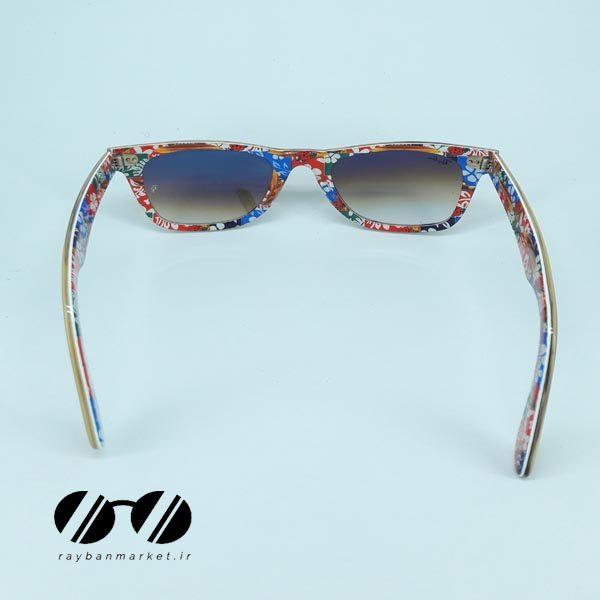 عینک آفتابی ری بن مدل ویفرRB2140