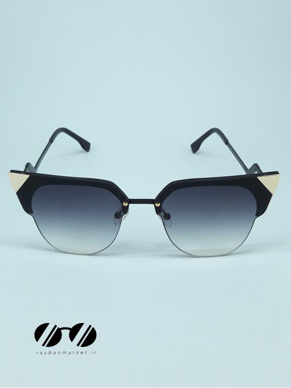 عینک آفتابی زنانه مدل FENDI018S-MQKDB