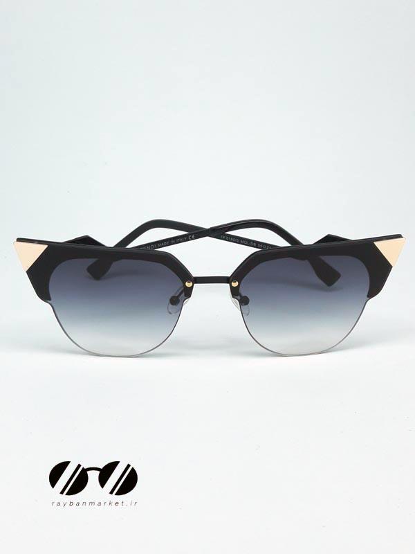 خرید اینترنتی عینک FENDI مدل FENDI 0180S MQKDB 55_21 4