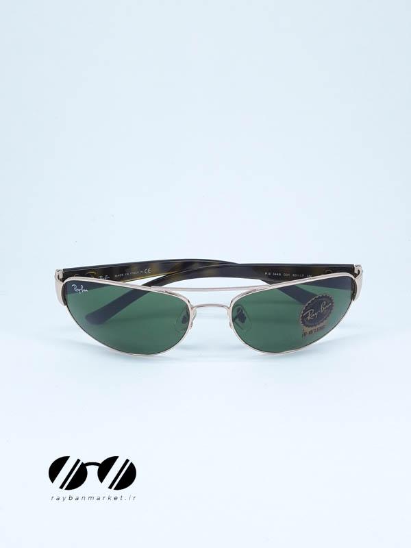 عینک آفتابی ری بن مدلRB3448 001 60_17