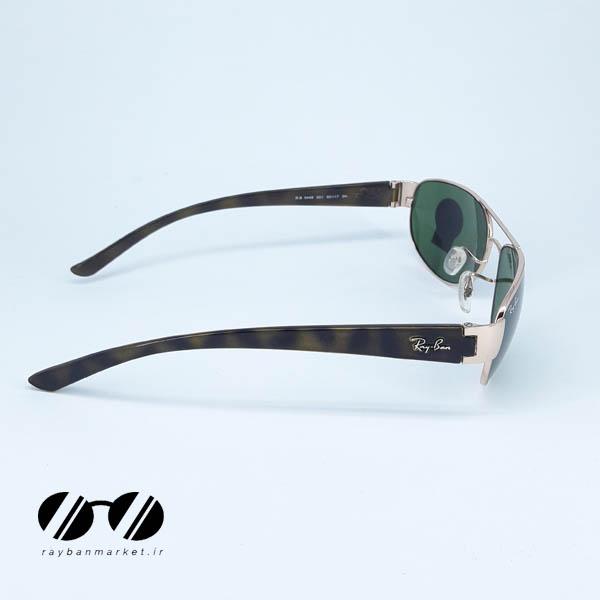 عینک آفتابی ری بن مدلRB3448