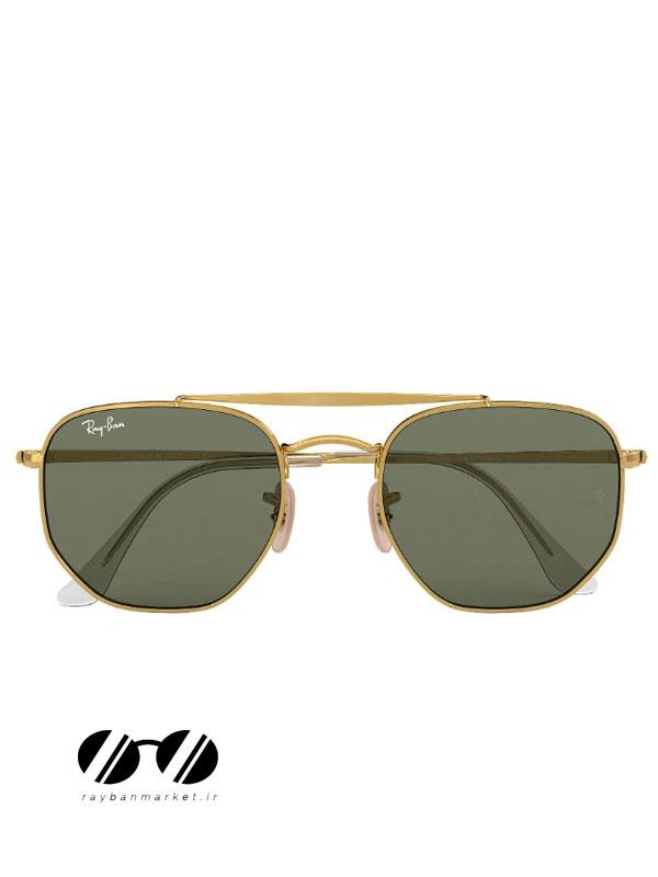 عینک آفتابی ری بن مدل RB3648 001
