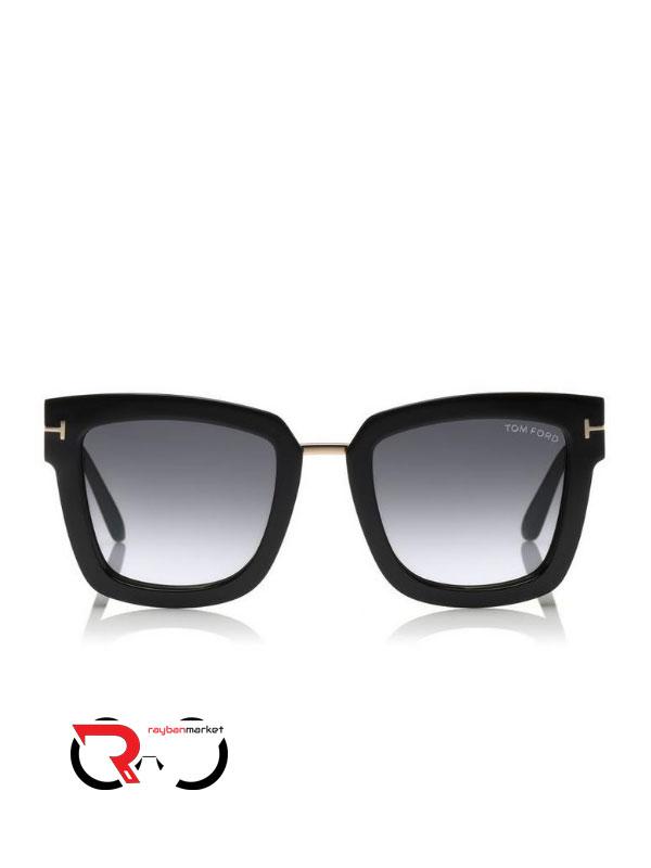 عینک آفتابی تام فورد مدلTOM FORD 573 01B