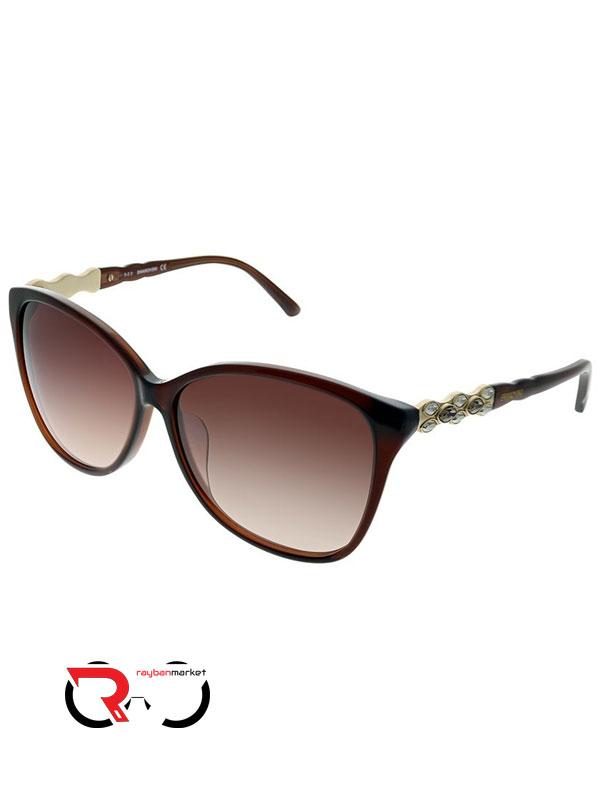 عینک آفتابی سواروسکی مدلSWAROVSKI 85-F 48F