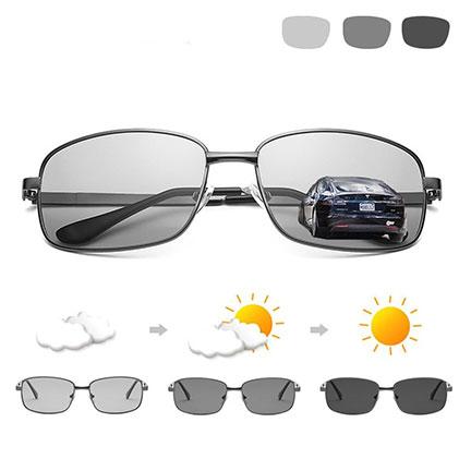 بهترین عینک آفتابی زمان رانندگی عینکی میباشد