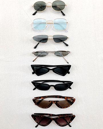 عینک آفتابی مناسب برای رانندگی
