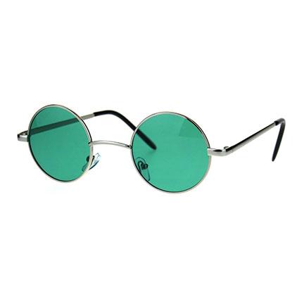 لنزهای سبز عینک نیز برای استفاده در تمام طول روز مناسب هستند